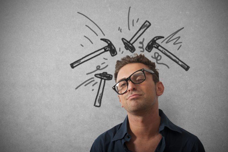Бессонница как следствие постоянных головных болей
