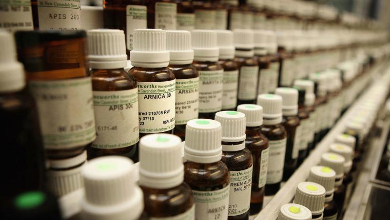 Гомеопатия от бессонницы