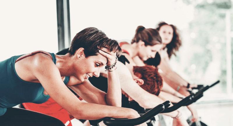 Причины бессонницы после тренировки