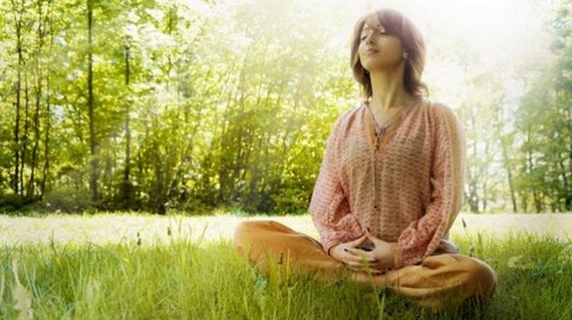 Медитация от бессонницы
