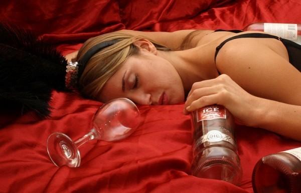 Бессонница после алкоголя