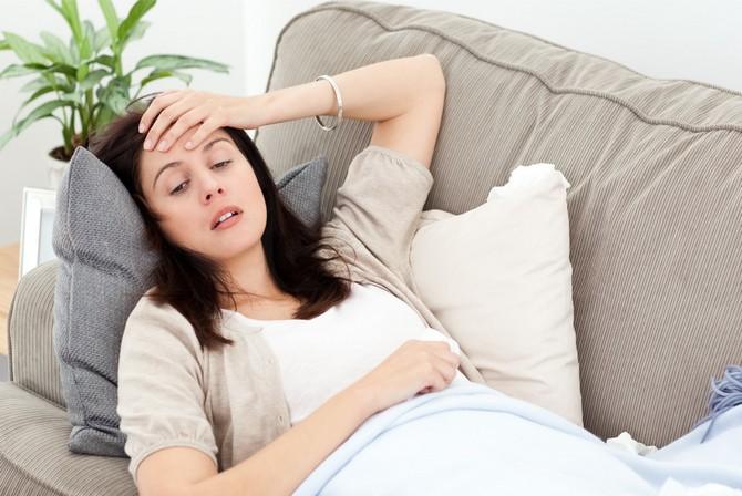 Причины бессонницы у беременных 1ый триместр