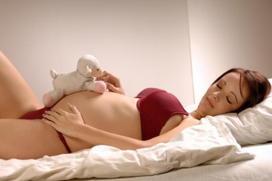 Бессонница при беремености