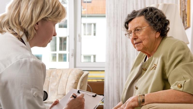 Бессонница у больных деменцией